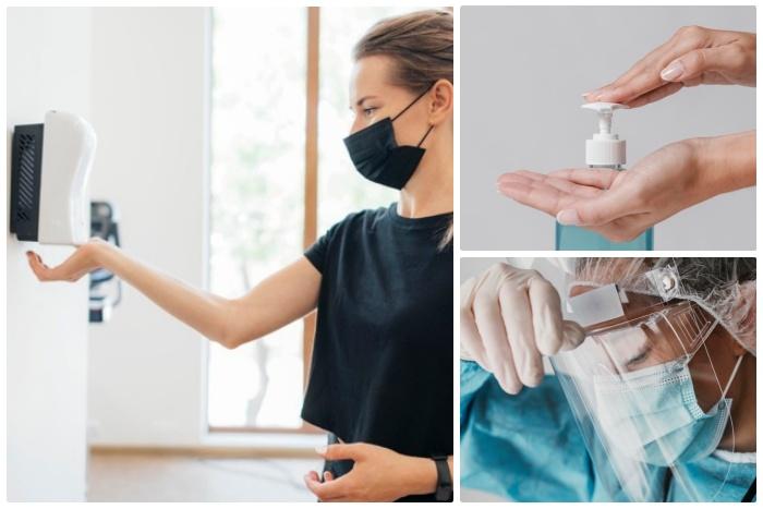 Предпазни средства и кожни проблеми